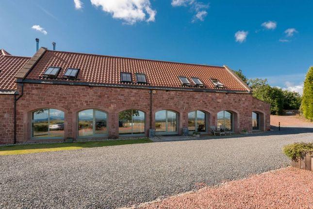 Thumbnail End terrace house for sale in 1 Little Spott Steading, Dunbar