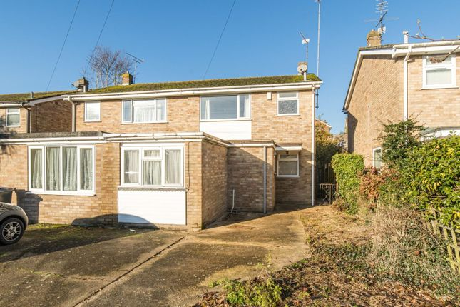 Semi-detached house for sale in St. Michaels Place, Canterbury