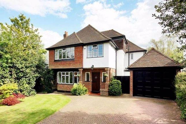 Thumbnail Detached house to rent in Lyndhurst Drive, Sevenoaks