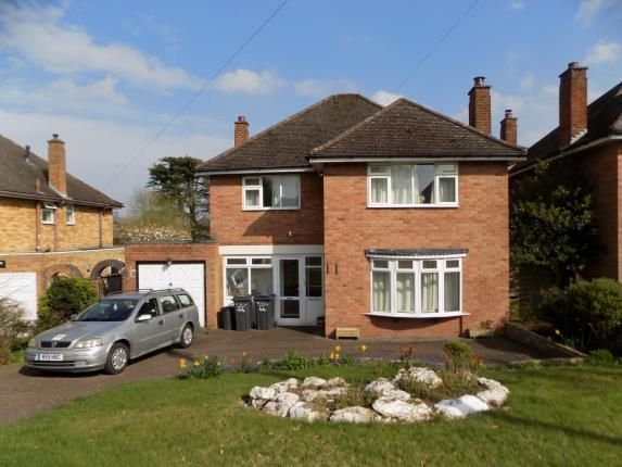 Thumbnail Detached house for sale in Little Sutton Lane, Sutton Coldfield, West Midlands