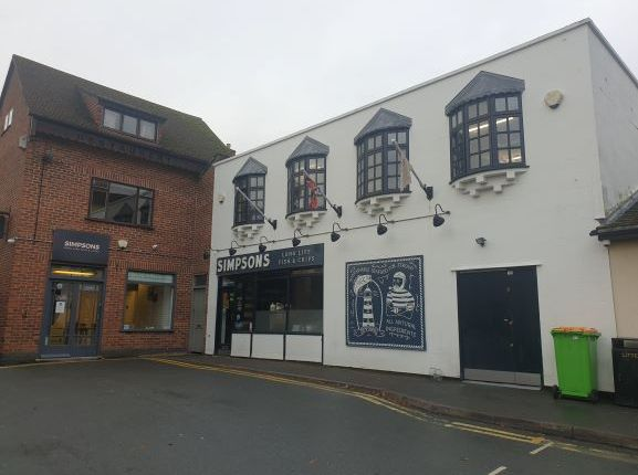 Thumbnail Restaurant/cafe for sale in Bedford Street, Stroud