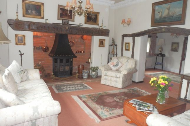 Sitting Room of Rectory Lane, Ramsey CO12