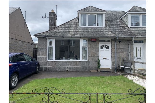 Thumbnail Semi-detached house for sale in Great Northern Road, Aberdeen