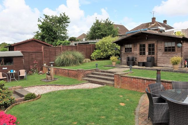 Thumbnail Detached house for sale in Fairway Road, Hythe, Southampton