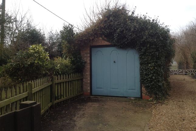 Garage of Herne Road, Ramsey St Mary's, Huntingdon PE26