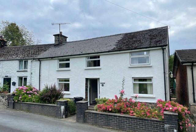 Detached house for sale in Bryngwin, Cwmllinau, Machynlleth