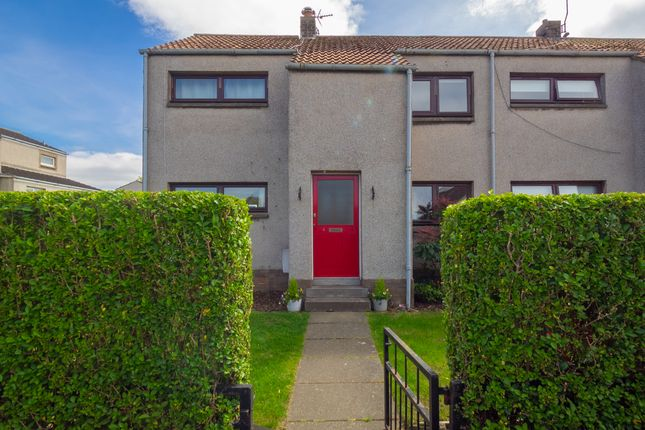 Thumbnail End terrace house for sale in Kilspindie Court, Aberlady