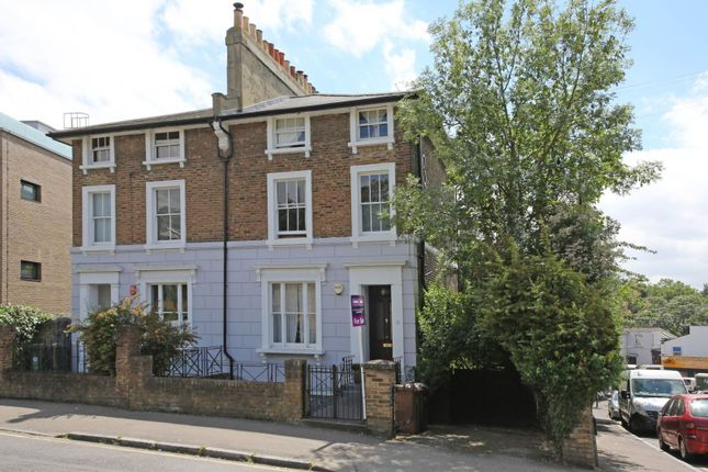 Thumbnail End terrace house for sale in Marischal Road, London