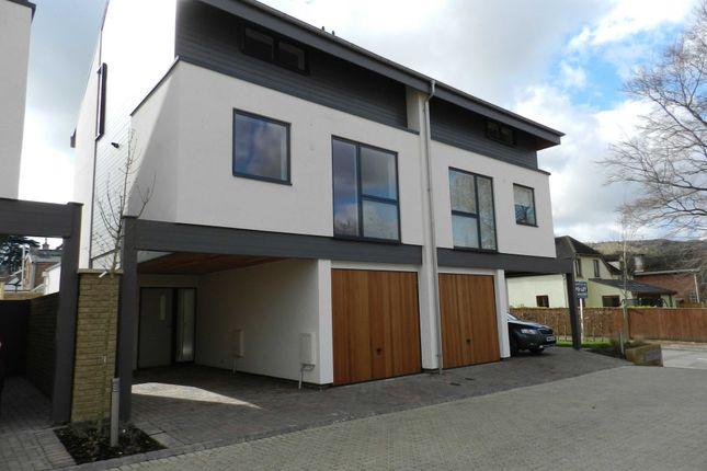 Thumbnail Semi-detached house to rent in Kings Hollow, Charlton Kings, Cheltenham
