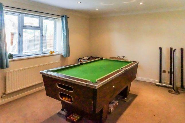 Games Room of Old Hampton Lane, Westcroft, Wolverhampton WV10