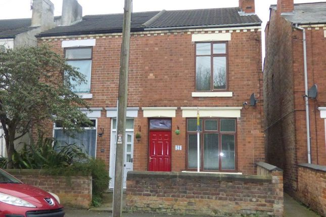 Thumbnail Semi-detached house to rent in Conway Street, Long Eaton, Nottingham