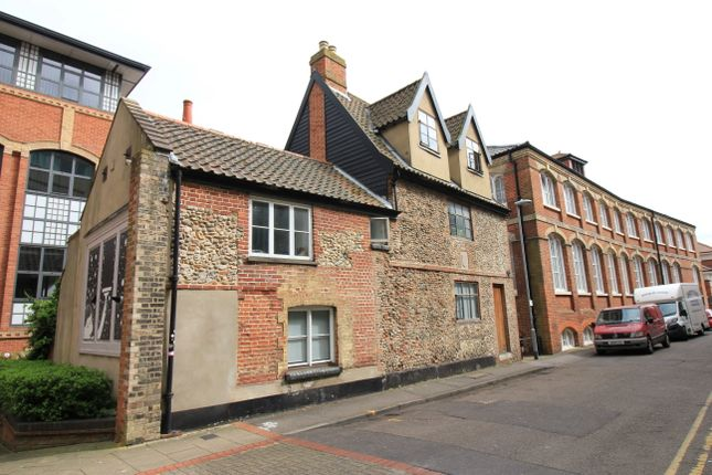Thumbnail Flat to rent in St Georges Street, Norwich