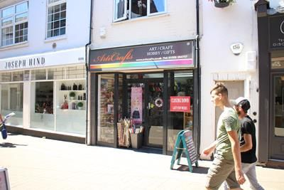 Thumbnail Retail premises for sale in 15 Church Gate, Loughborough, Leicestershire