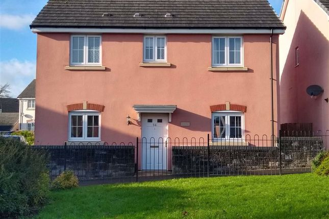 3 bed detached house for sale in Redstone Court, Narberth, Pembrokeshire SA67