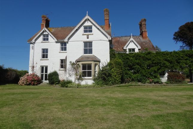 Thumbnail Detached house to rent in Nesscliffe, Shrewsbury