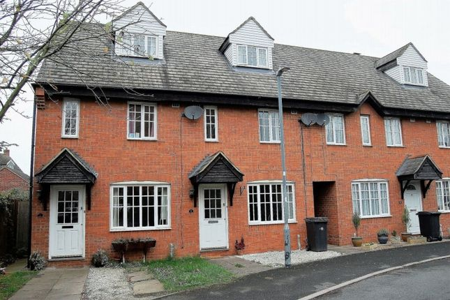 Thumbnail End terrace house for sale in Minerva Mews, Alcester