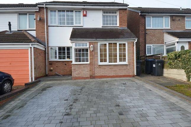3 bed end terrace house for sale in Broom Drive, Kings Heath, Birmingham