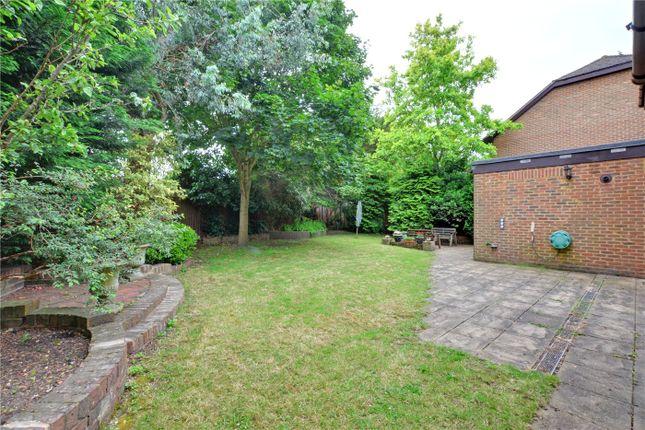 Garden of Silverdale Drive, London SE9