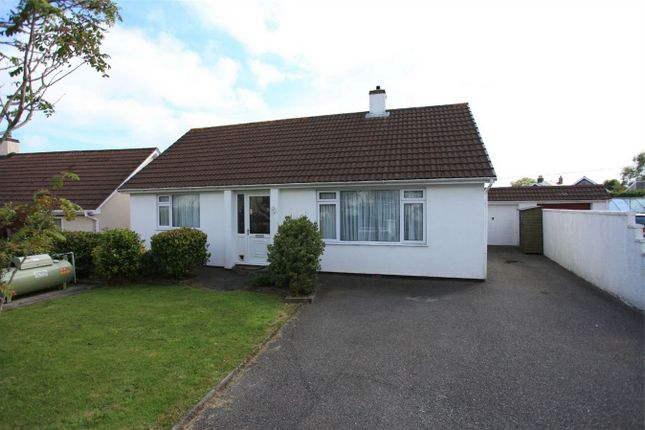 Thumbnail Detached bungalow for sale in St Annes Road, Trewoon, St Austell