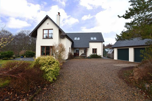 Thumbnail Detached house for sale in Achnabobane, Spean Bridge