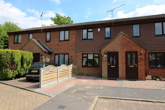 Thumbnail Terraced house for sale in The Briars, West Kingsdown