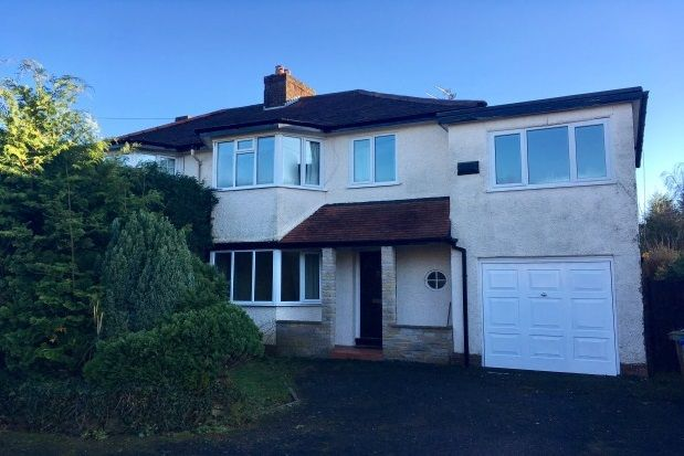 Thumbnail Property to rent in Barcheston Road, Cheadle