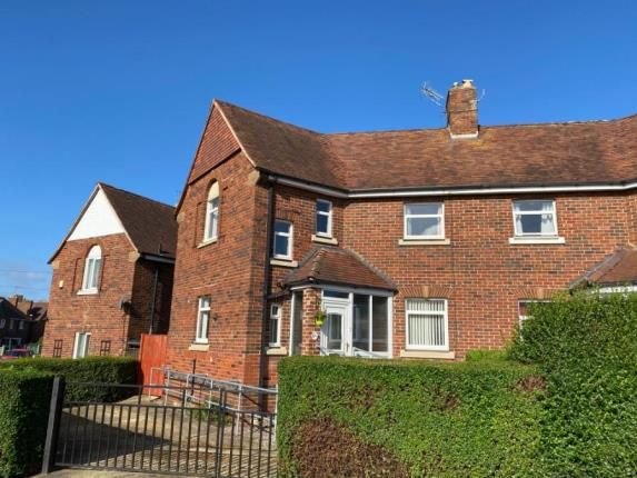 Thumbnail Semi-detached house for sale in Hawthorne Avenue, Gloucester, Gloucestershire