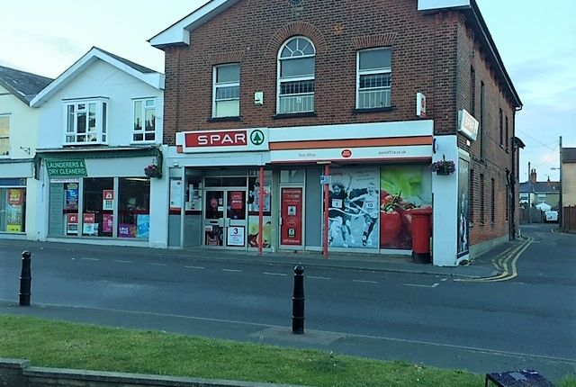 Thumbnail Retail premises for sale in Colchester, Essex