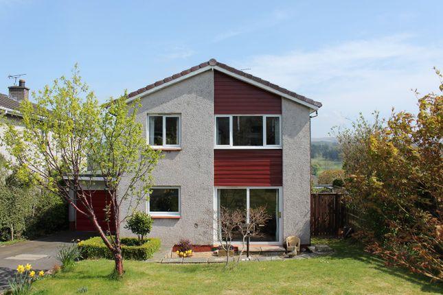 Thumbnail Detached house for sale in Argyle Terrace, Dunblane