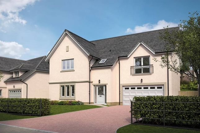 "Thumbnail Detached house for sale in ""The Livingston"" at Friars Way, Linlithgow"