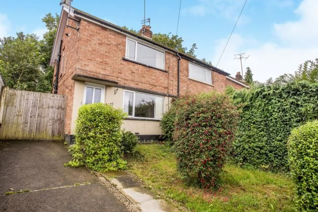 Semi-detached house for sale in Norfolk Road, Walton-Le-Dale, Preston