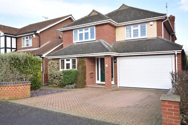 Detached house for sale in Corasway, Benfleet