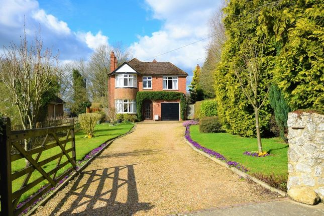 Thumbnail Detached house for sale in Station Road, Pluckley, Ashford