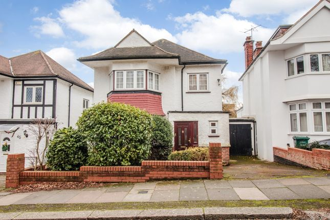 3 bed detached house for sale in Elliot Road, London, London, London