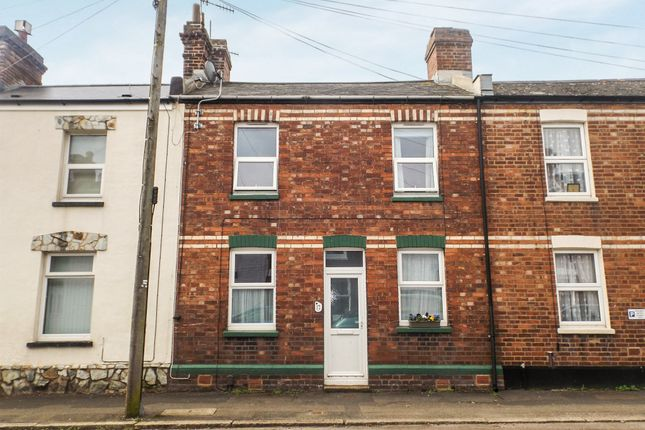 Thumbnail Terraced house for sale in Cecil Road, St. Thomas, Exeter