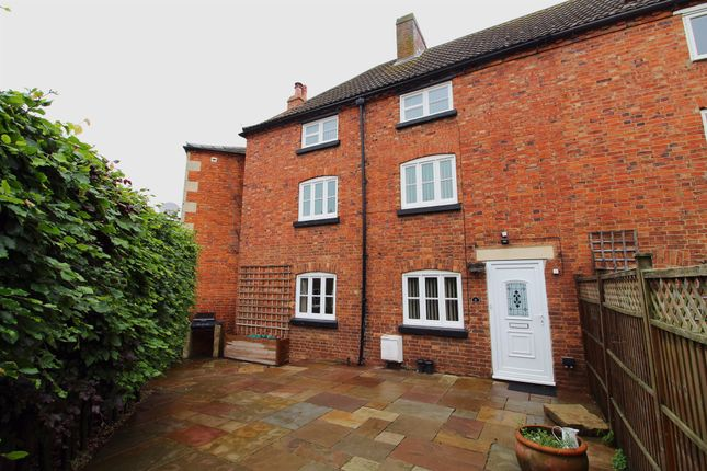 Thumbnail Semi-detached house for sale in Leicester Road, Uppingham, Oakham