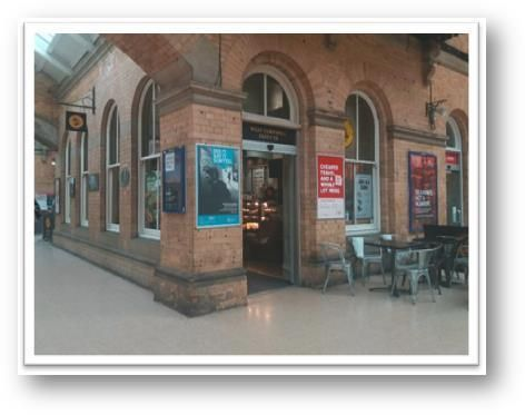Thumbnail Retail premises to let in York Railway Station, Station Road, York, Yorkshire