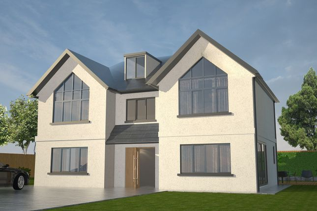 Thumbnail Detached house for sale in Buttrills Road, Barry