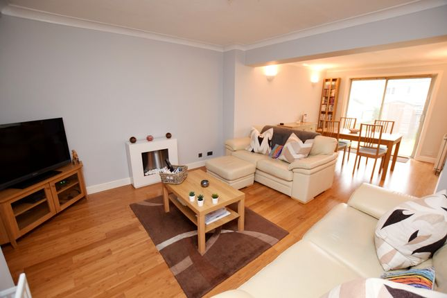 Thumbnail 1 bed terraced house for sale in Castleroy Road, Broughty Ferry, Dundee