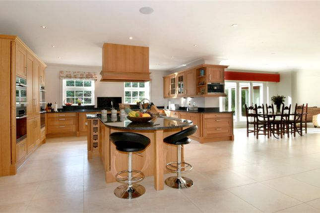 Detached house for sale in Shrubbs Hill Lane, Sunningdale, Ascot, Berkshire