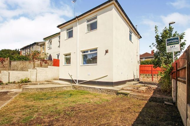 Thumbnail Detached house to rent in Strouden Road, Winton, Bournemouth