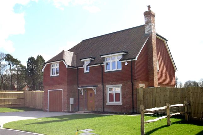 Thumbnail Detached house for sale in Eden Hall, Stick Hill, Edenbridge