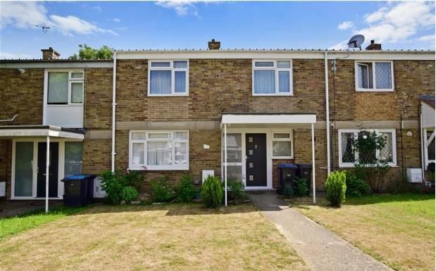 Thumbnail Property for sale in Spinning Wheel Mead, Harlow