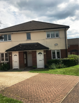 Thumbnail Flat for sale in Widbrook, Doddinghurst, Brentwood