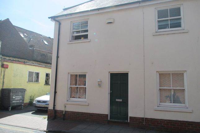 Thumbnail End terrace house to rent in The Pallant, Havant