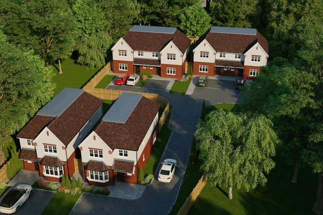 Thumbnail Semi-detached house for sale in Weston Avenue, West Molesey