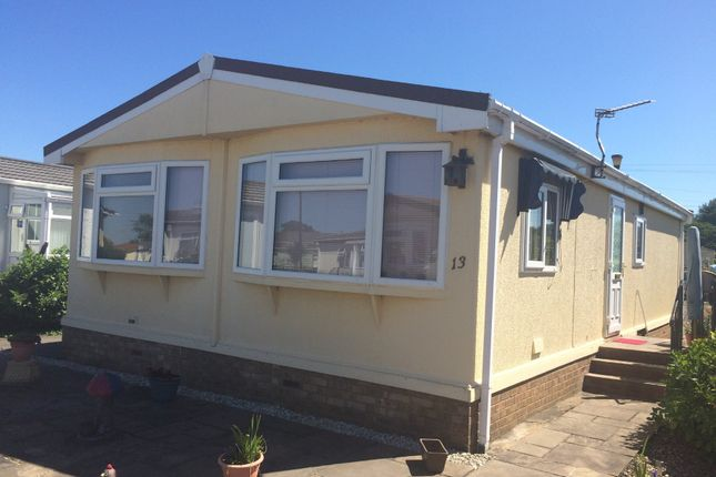 Thumbnail Mobile/park home to rent in Acaster Malbis, York, North Yorkshire