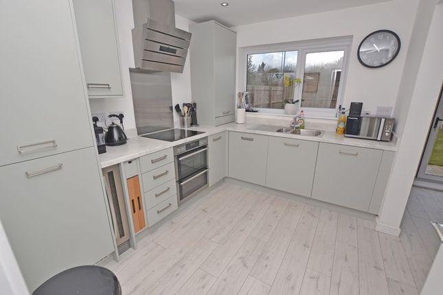 Kitchen of Merlay Court, Killingworth, Newcastle Upon Tyne NE12