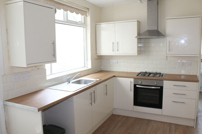 Thumbnail Terraced house to rent in Parc Road, Cwmparc