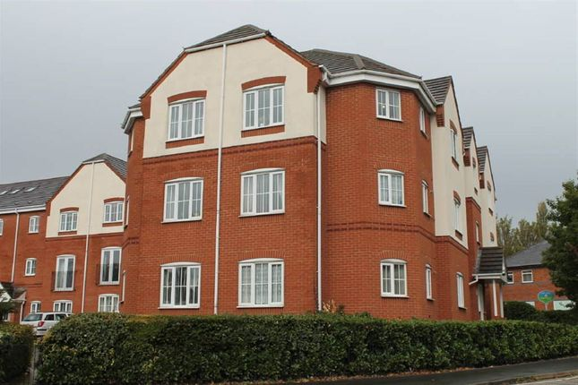 Thumbnail Flat for sale in Penkridge Court, Cannock, Cannock, Staffs